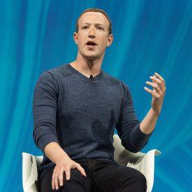 mark zuckerberg blockchain