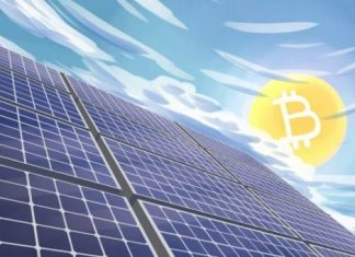 Bitcoin Mining With Renewable Energy and Power Recycling