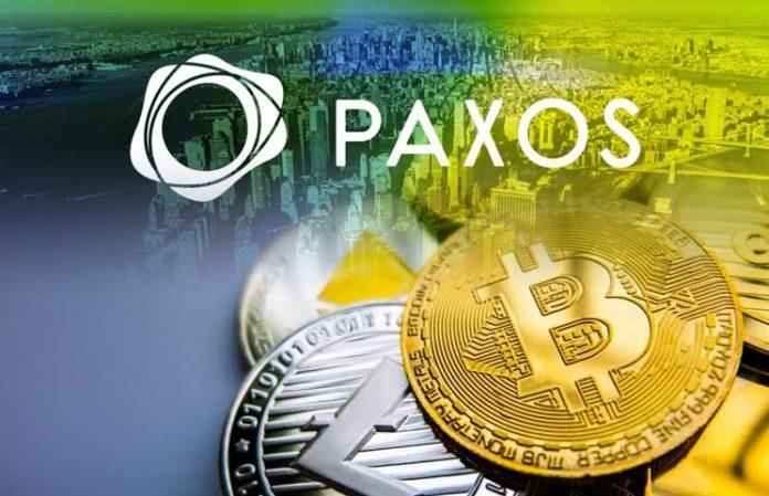 Paxos-Standard-PAX-Stablecoin