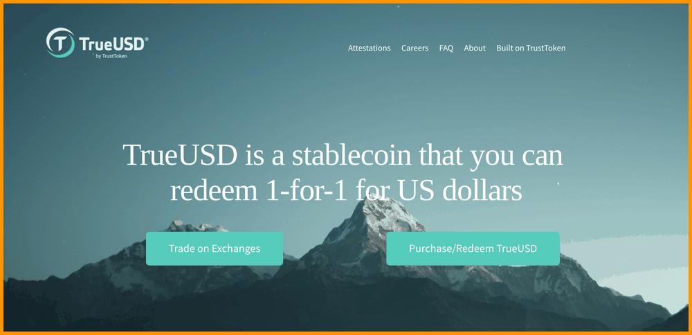 monitor TrueUSD token balances