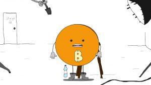 'B' Bitcoin Star