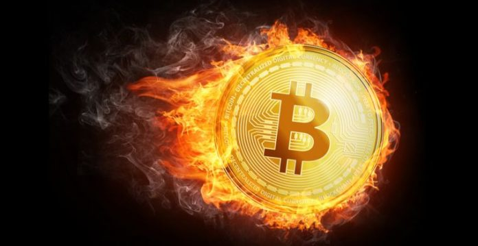 Bitcoin Hash Rate Surges