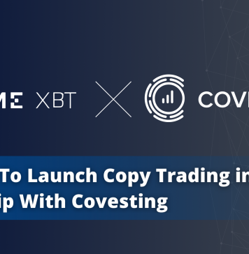 PrimeXBT Partners With Covesting