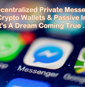 Private Messenger Passive Income