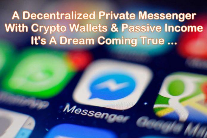 Private Messenger Passive Income