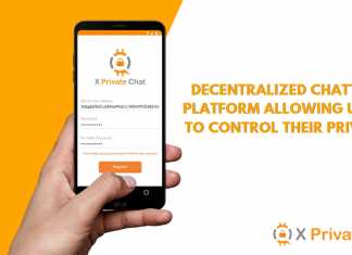 xprivate chat decentralized chat platform