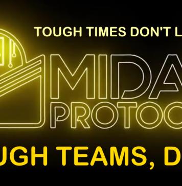 midas protocol team logo 2019