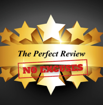 No Excuses Perfect Review