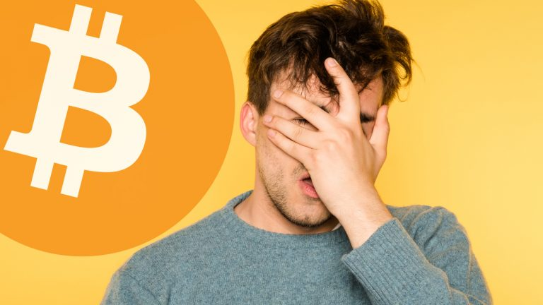An Unknown User Incurs More Than $80,000 in Transaction Fees When Sending BTC Worth $1
