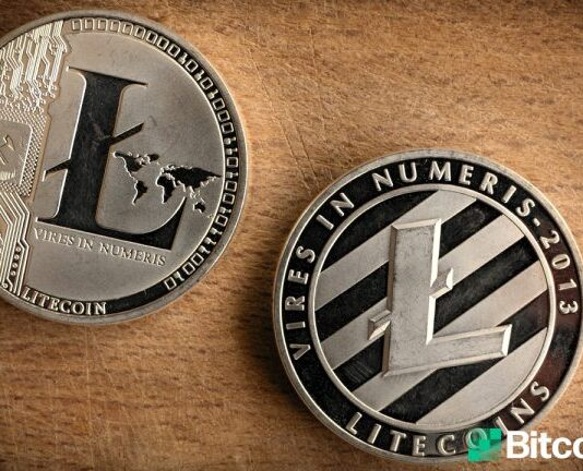 Grayscale Adds 174,000 LTC to Its Litecoin Holdings- Price of the Altcoin Unresponsive