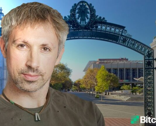 Polkadot's Gavin Wood to Give Lecture Series as Part of UC Berkeley Blockchain Curriculum